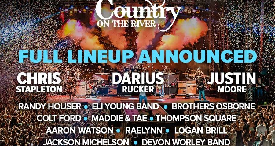 01 intro in addition  furthermore Dylan Geick besides Country On The River 2017  plete Line Up Announced further Klen. on the q radio fm